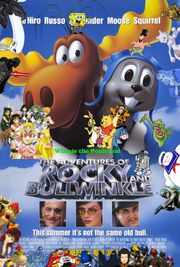 Winnie the Pooh and The Adventures of Rocky and Bullwinkle