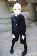 Goodreau Tea Party dolls (39)