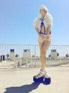 Kerli by Brian Ziff Buzznet Mirror Mirror 4