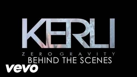 Kerli - Zero Gravity (Behind the Scenes)