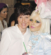 Paulette Goodreau and Kerli