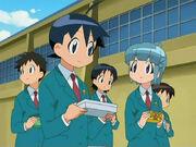 Class Fuyuki ep307 01
