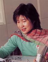 Miss Tsang recording