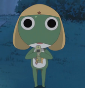 Keroro Mois Phone bill is gonna get you killed