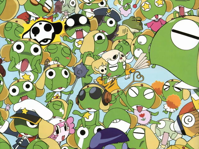 File:All Keroro Fever~!.jpg