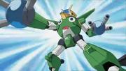 Keroro Robo G R-Mode