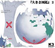 Kiruru covered earth
