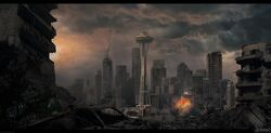 Escape from seattle med