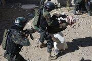 Al Kadhum arresting citizens
