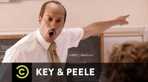 Substitute Teacher Key & Peele