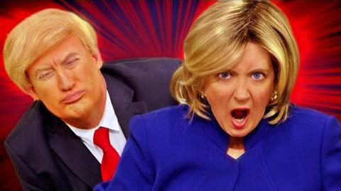 Hamilton Parody - Hillary Rodham Clinton
