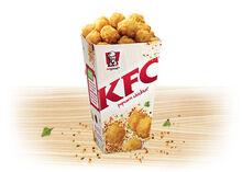 Chicken popcornchicken large
