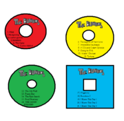 Bunker Season 1 discs