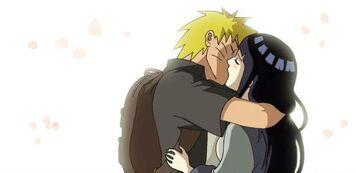 Naruto Kisses Hinata