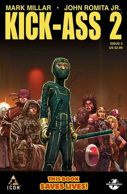 Kick-Ass Vol 2 3