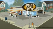 Stumped food'n'fix