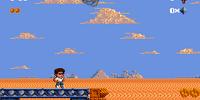 Pyramids of Peril