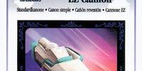 EZ Cannon - AR Card