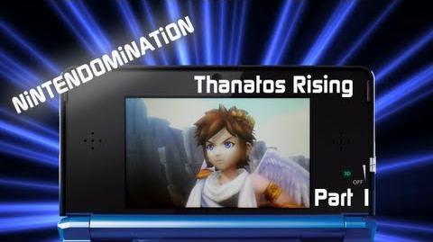 Kid Icarus Uprising - Thanatos Rising Part 1 - (The Animated Series in BEST QUALITY)