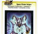 Space Pirate Sniper - AR Card