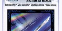 Samurai Blade - AR Card