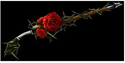 Rose Staff