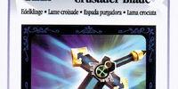 Crusader Blade - AR Card