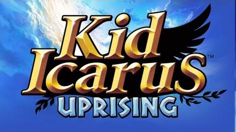 Boss Fight 1 - Kid Icarus Uprising