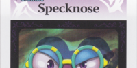 Specknose - AR Card