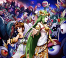Palutena's Treasure Hunt