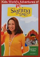 Kids World's Adventures of Signing Time - Leah's Farm