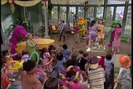 Kids World's Adventures of Barney's Best Manners Your Invitation to Fun!