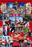 Malcolm, Max Keeble, & The Olsen Twins Adventures Of Sky High