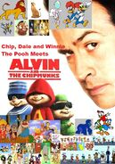 Chip, Dale and Winnie the Pooh Meets Alvin and the Chipmunks