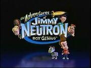 The Adventures of Jimmy Neutron Boy Genius & The Gang
