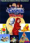 Chipmunks Tunes Babies & All-Stars' Adventures of Casper Meets Wendy