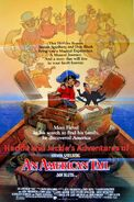 Heckle and Jeckle's Adventures of An American Tail Poster