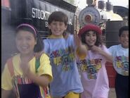 Kidsongs down by the station