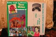 Bobby Cindy & Oliver's Adventures Of Barney & The Backyard Gang - Three Wishes