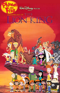 Phineas and Ferb's Adventures of The Lion King