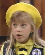 """As a Honey Bee in """"Slumber Party"""" (1990)"""