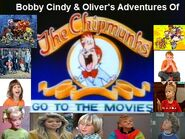 Bobby Cindy & Oliver's Adventures Of The Chipmunks Go To The Movies (TV Series)