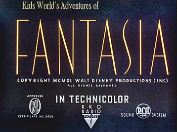 Kids World's Adventures of Fantasia