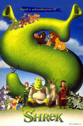 Pooh's adventures of Shrek Poster