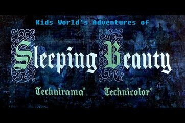 Kids World's Adventures of Sleeping Beauty