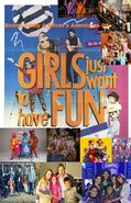 Bobby Cindy & Oliver's Adventures Of Girls Just Want To Have Fun The Movie