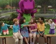 Kids World's Adventures of Caring Means Sharing