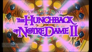 Kids World's Adventures of The Hunchback of Notre Dame 2