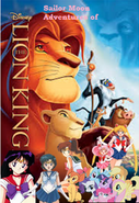 Sailor Moon Adventures of The Lion King