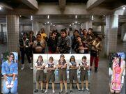 Kids World's Adventures of Michael Jackson Moonwalker (crossover) 1